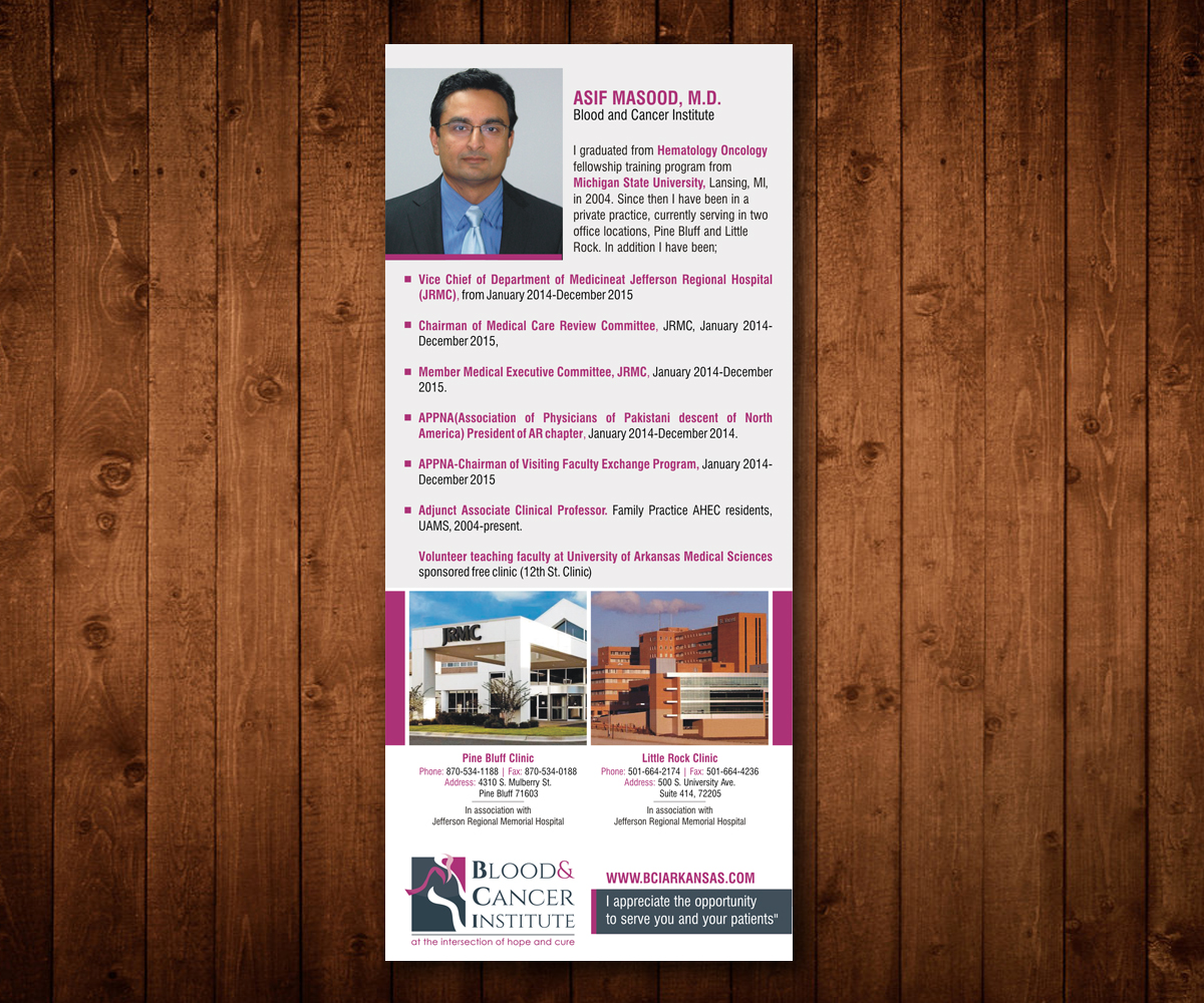 Modern, Professional Flyer Design for a Company by Designers