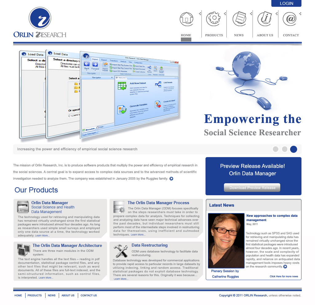 Redesign Existing Website 49 Web Designs For A Business In United States