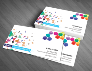 Business Card Design 11335551 Submitted To Dan S Painting Needs A Logo