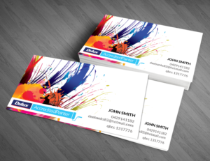 Business Card Design By Artman