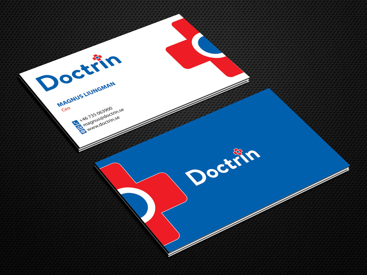 259 modern business card designs healthcare business card design business card design by alpesh9520 for this project design 11331659 colourmoves