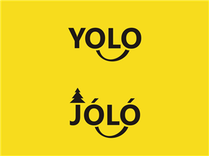 83 Playful Modern Logo Designs for YOLO a business in Iceland