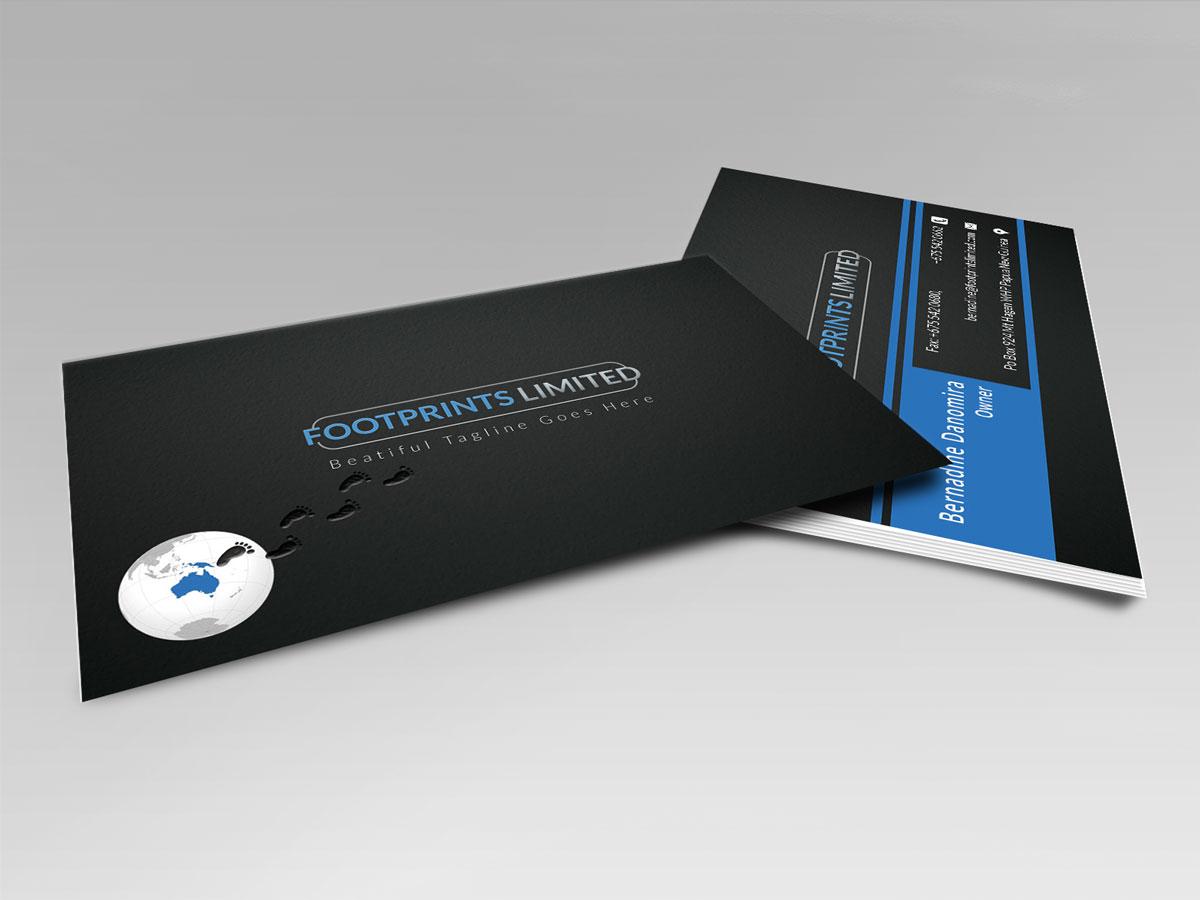 12 Modern Business Card Designs   Printing Business Card Design ...