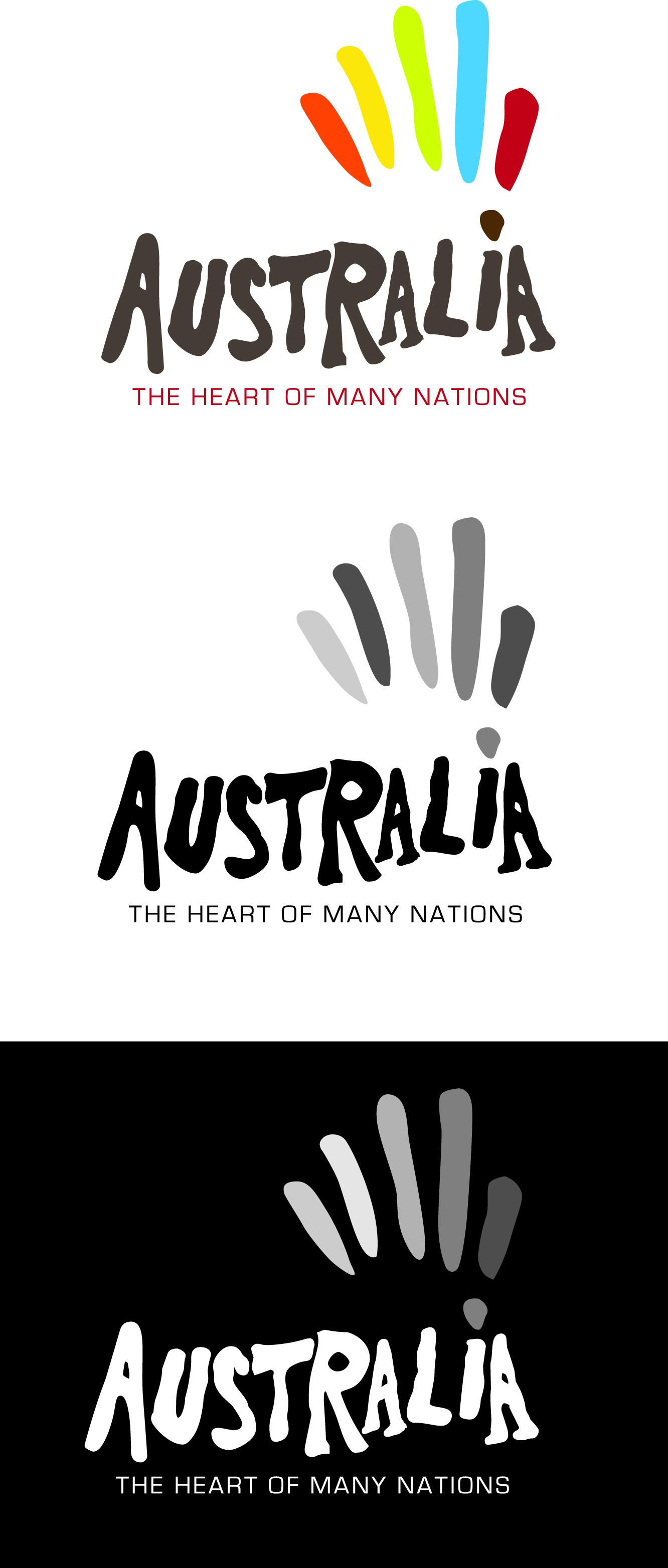Brand Australia Logo Contest Runner Up