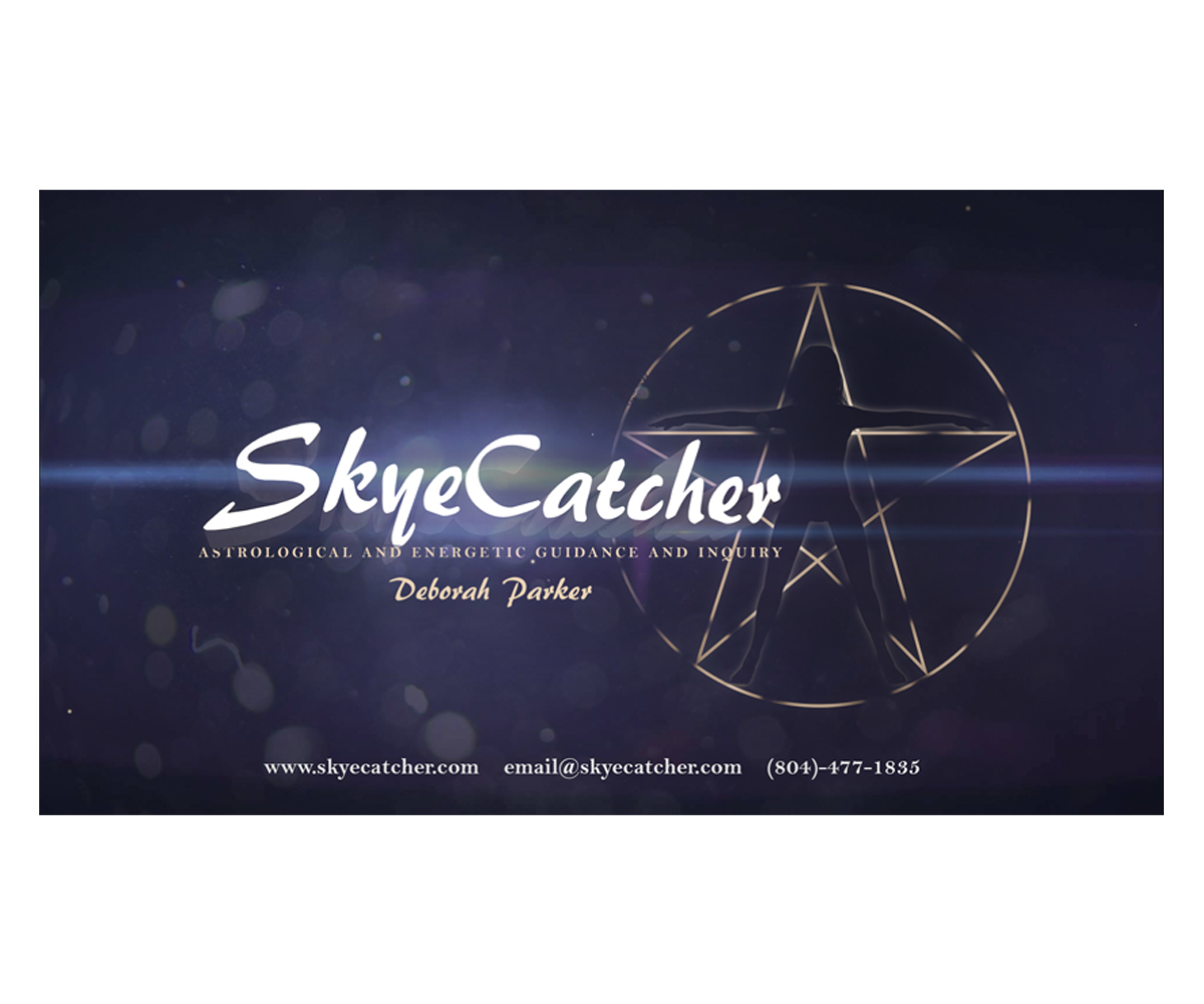 Feminine, Colorful Business Card Design for Skyecatcher by ...