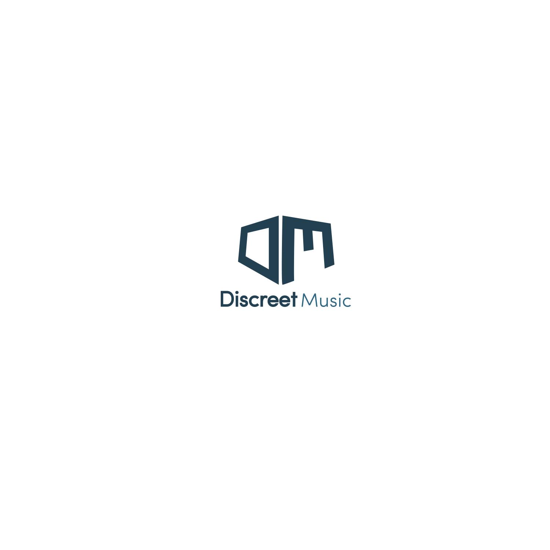 logo design by nemov for discreet music design 11373007
