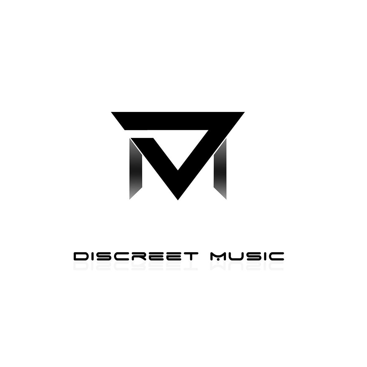 logo design by mel designer for discreet music design 11404061