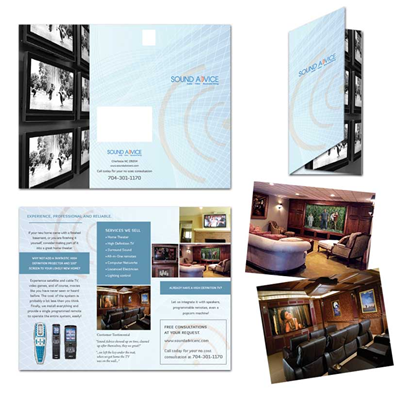 Bookkeeper Merchandise Flyer Design 24031