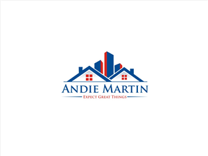 53 Professional Logo Designs for Andie Martin Expect Great Things ...