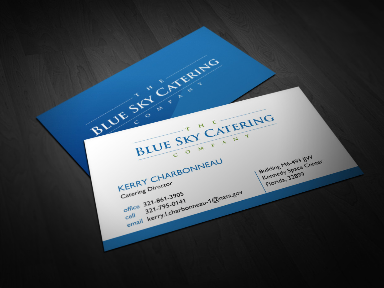 Business Business Card Design for 321-863-3897 by Atvento Graphics ...