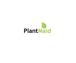 Playful Modern Home And Garden Logo Designs For Plant Maid A - Home and garden logo