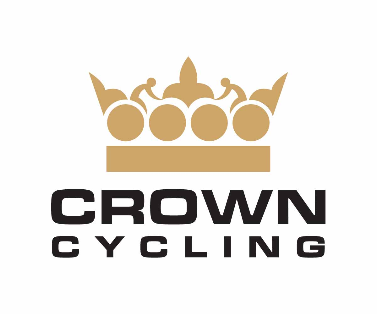 elegant conservative clothing logo design for crowncycling by art rh designcrowd com Clothing and Apparel Logos Starting with B Clothing and Apparel Logos Starting with B