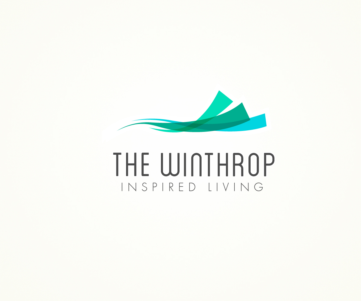 57 professional apartment logo designs for the winthrop for Apartment logo design