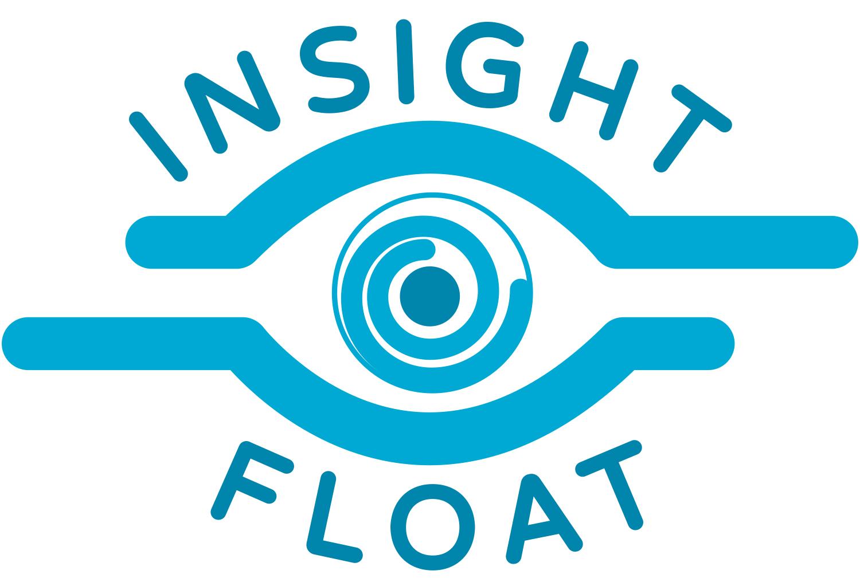 Bold modern logo design for insight float by mbrin37 design logo design by mbrin37 for insight float floatation center logo 2016 design buycottarizona