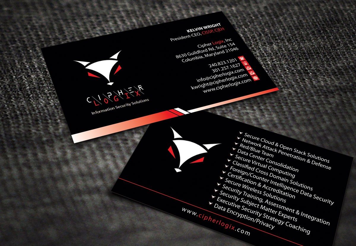 Serious modern business business card design for a company by business card design by alpesh9520 for this project design 11416158 reheart Images