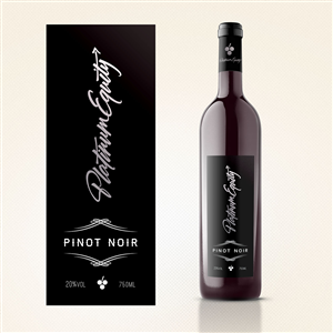 Label Design by TonyTet