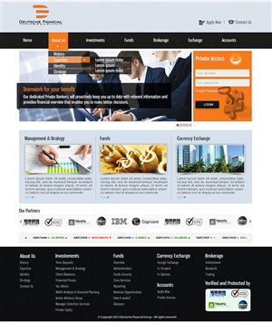 Web Design by vinita - DF Group