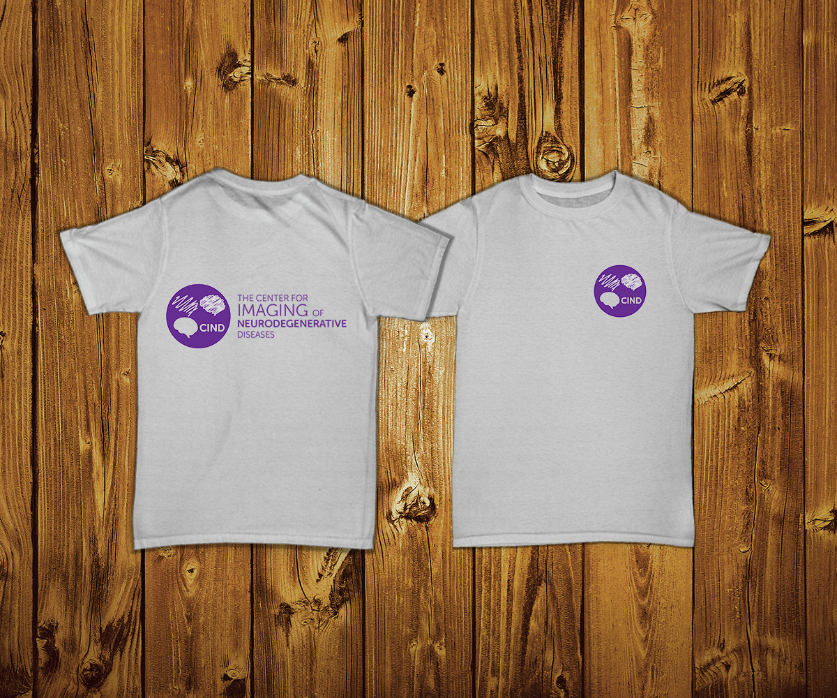 Serious Professional Charity T Shirt Design For A
