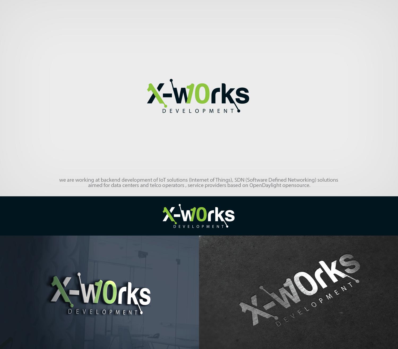 Modern, Upmarket, Software Logo Design for X-works by Felipe Moura ...