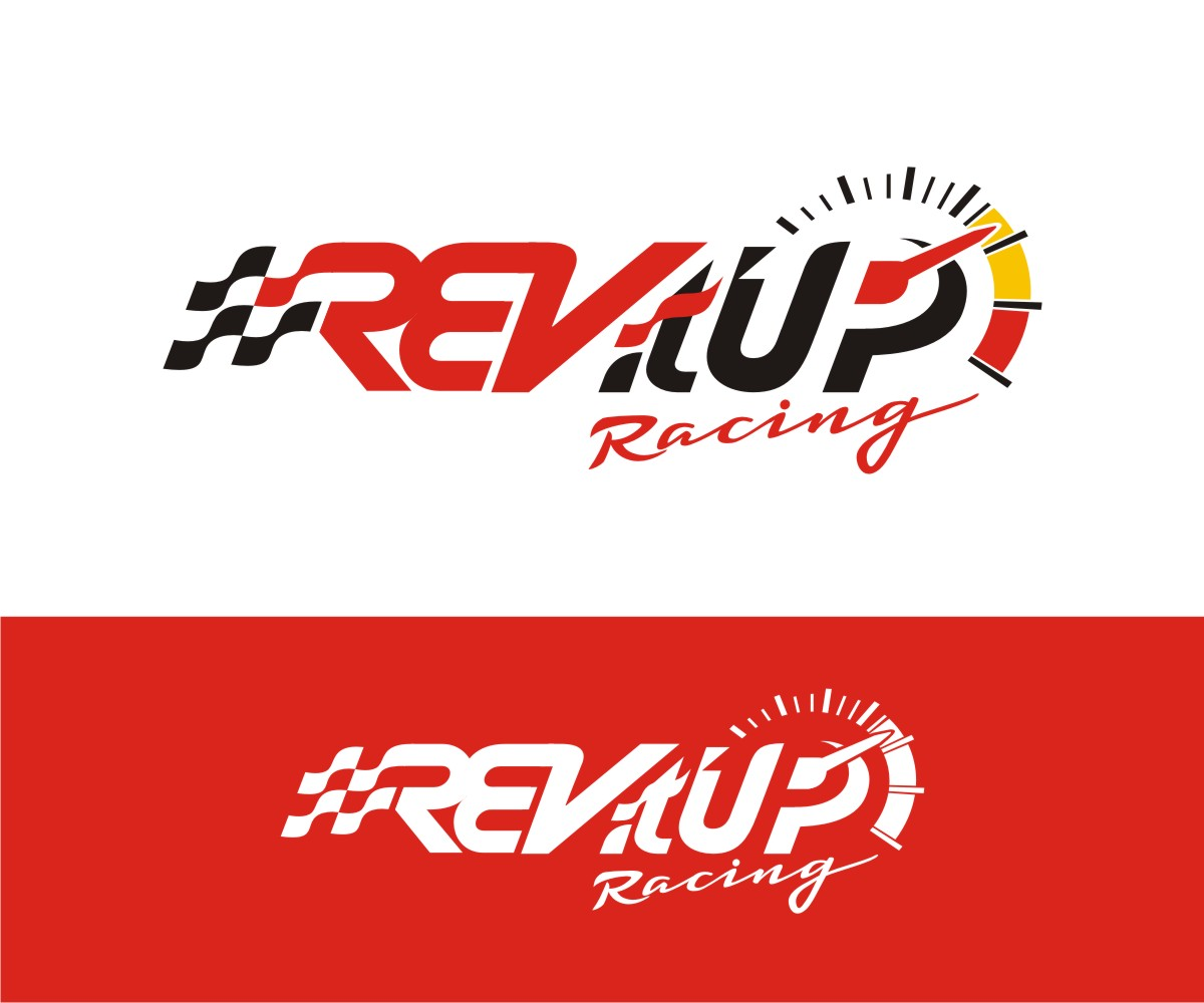 74 Bold Masculine Car Racing Logo Designs for Rev It Up Racing a ...