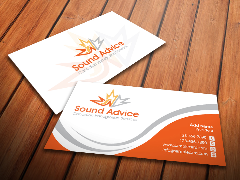 Serious modern consulting logo and business card design for sound logo and business card design by primarydesigner2k9 for this project design 11472523 colourmoves