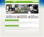 Web Design by PxWeavers - Trampoline Website Redesign Photoshop