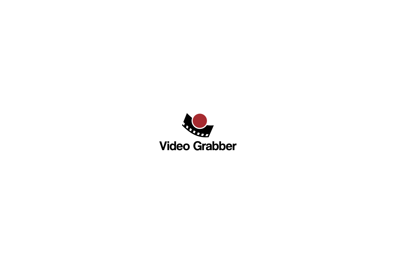 It Company Logo Design for Video Grabber by Vasconcelos Designs