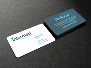109 Modern Playful Information Technology Business Card Designs ...