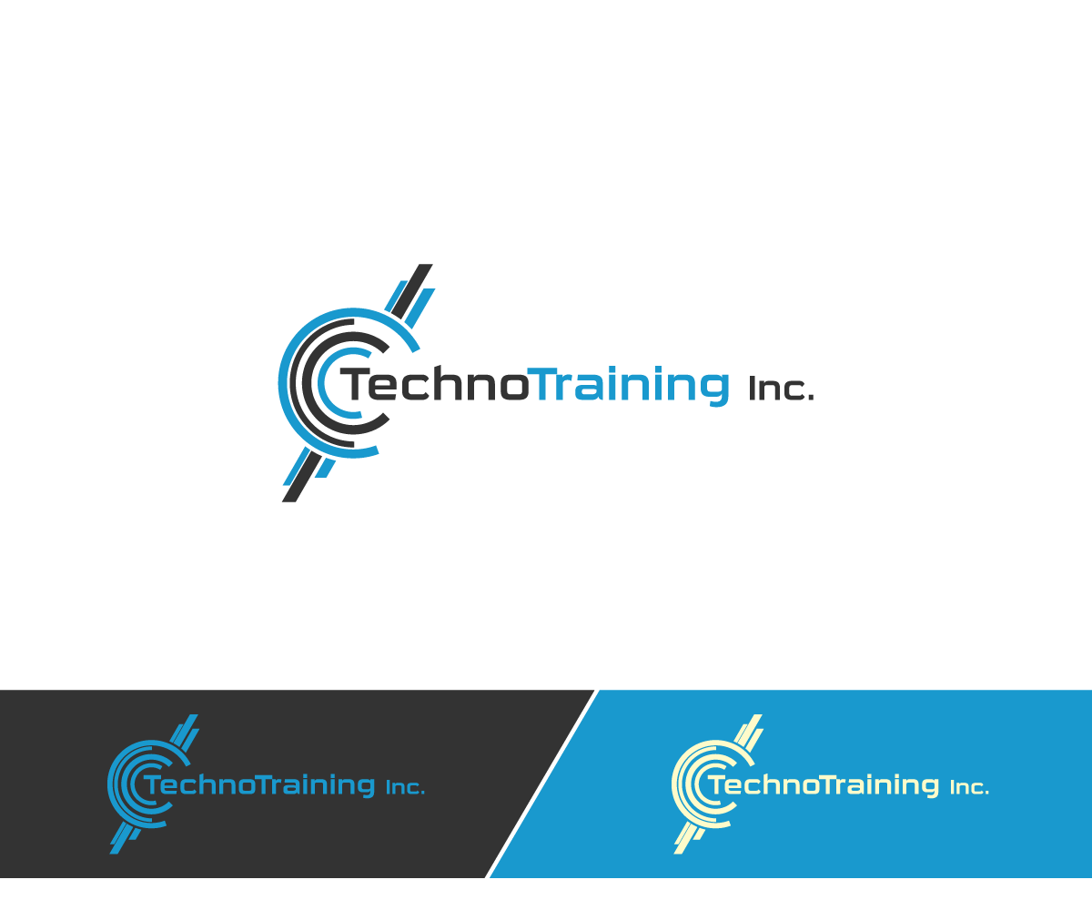 Bold, Professional, Education Logo Design for TechnoTraining, Inc ...