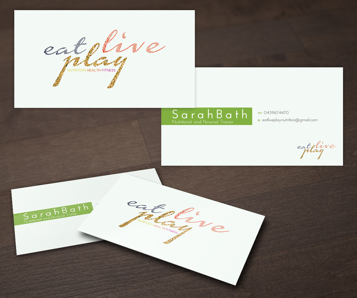 39 elegant business card designs nutrition business card design business card design by futuredesigne for this project design 2382785 colourmoves