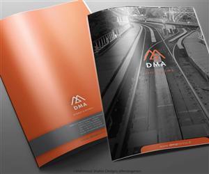 Brochure Design by Mahmoud Shahin