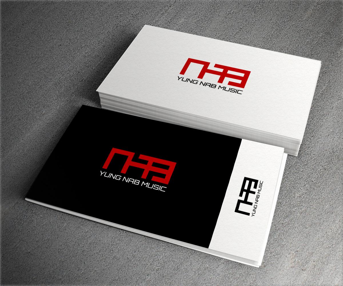 Elegant, Playful Logo Design for YUNG NAB MUSIC by aglaronde23 ...
