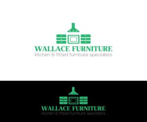 Kitchen Designer Logo 131 elegant modern carpentry logo designs for wallace furniture a