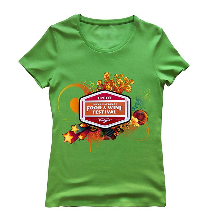 Playful modern festival t shirt design for a company by for T shirt design festival