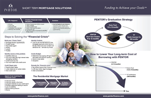 Brochure Design by DesignConnection - Financial Services - Brochure for Mortgage Brok...