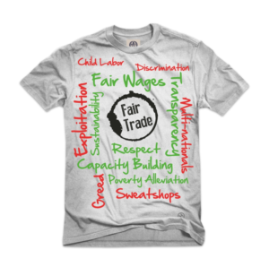 Playful Upmarket Store T Shirt Design For Global Crafts By