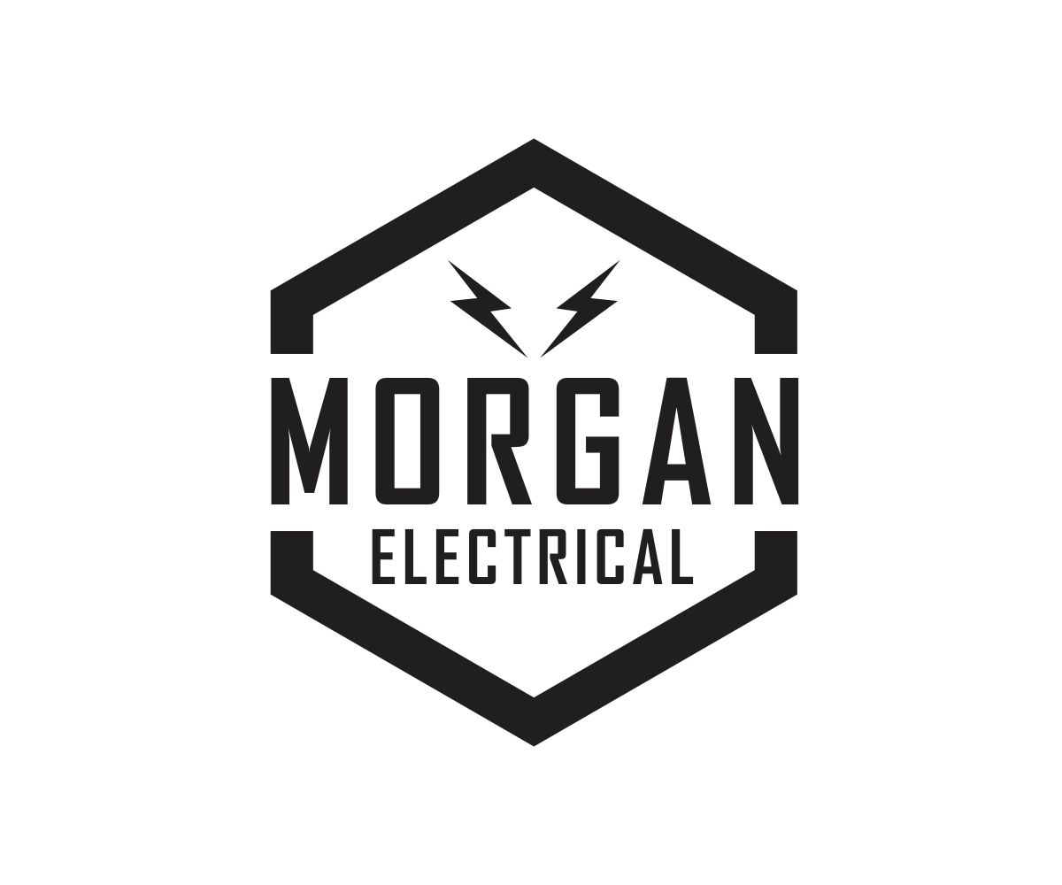 bold masculine electrician logo design for morgan electrical don rh designcrowd co in electrician logo images electrician logo maker
