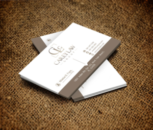 217 Professional Business Card Designs for a business in United States