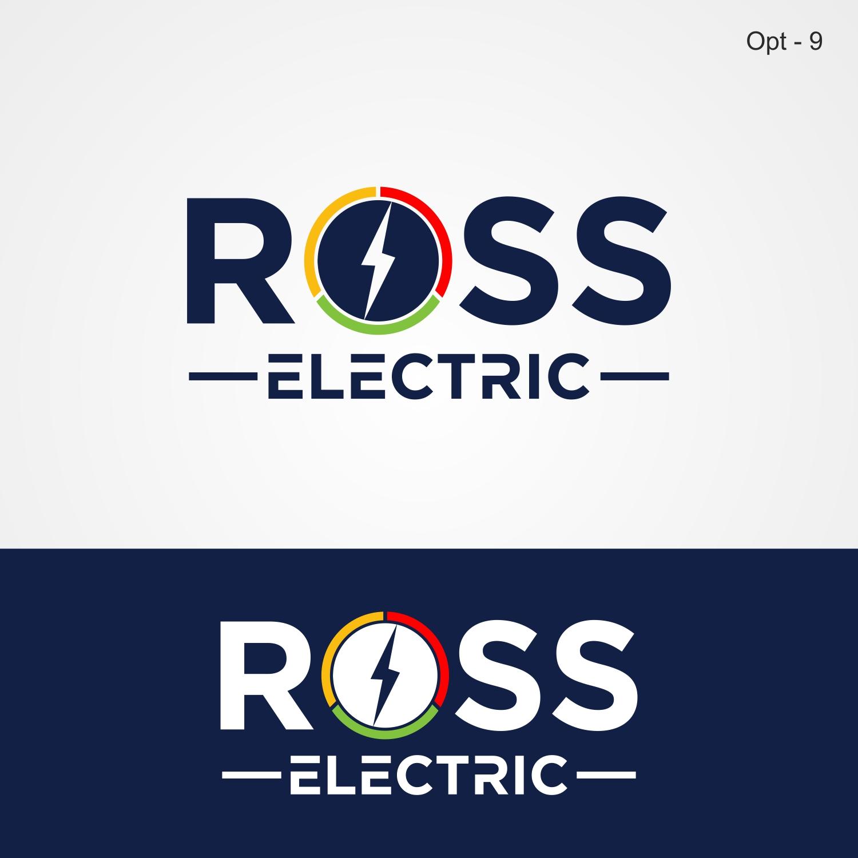 ROSS ELECTRIC logo