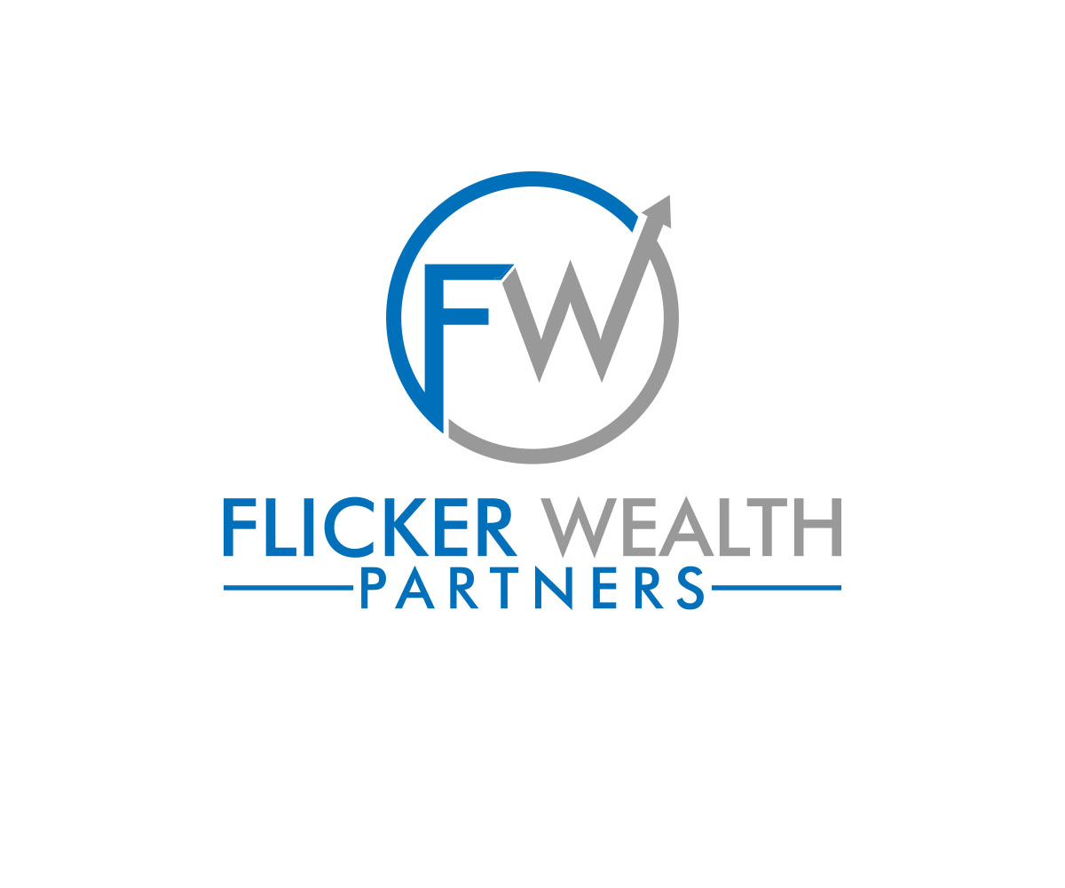 Upmarket, Modern Logo Design for Flicker Wealth Partners by Lisa ...