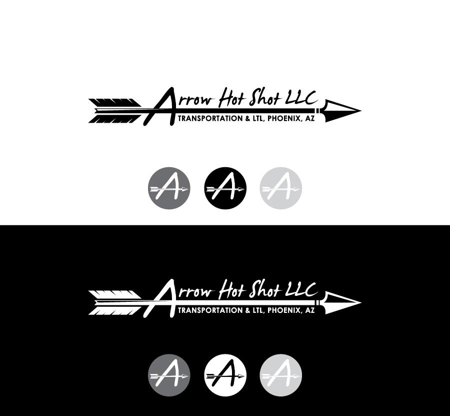 Arrow Hauling Company in Arizona | 140 Logo Designs for