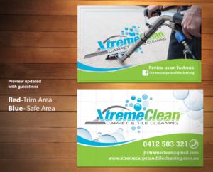 Carpet Cleaning Business Card Ideas Vidalondon