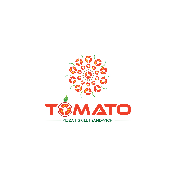 Playful, Modern Logo D... Tomato Logo