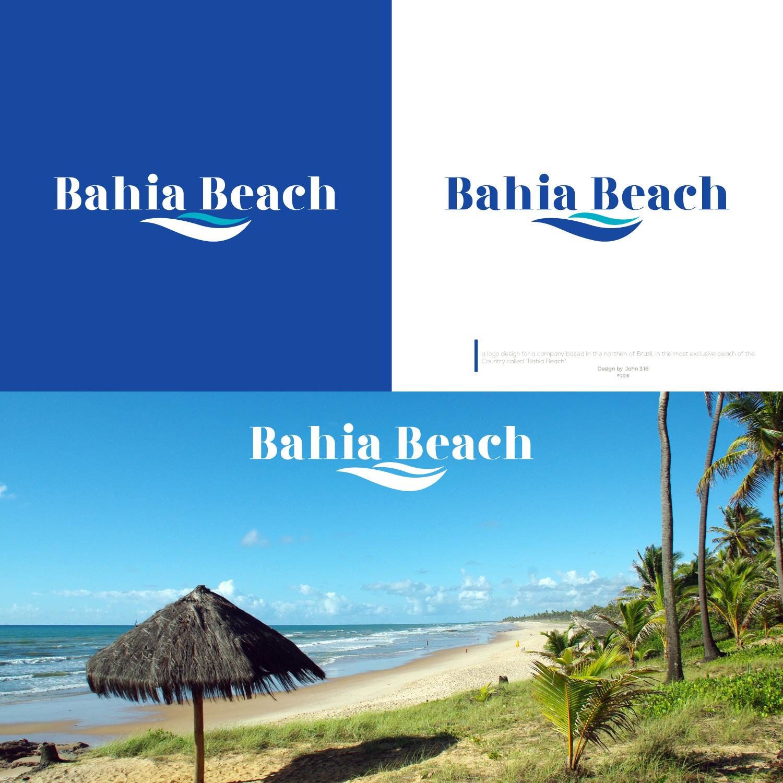 Beach Real Estate Developers : Elegant professional real estate development logo