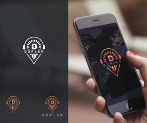 Dopler | Logo Design by Vetroff
