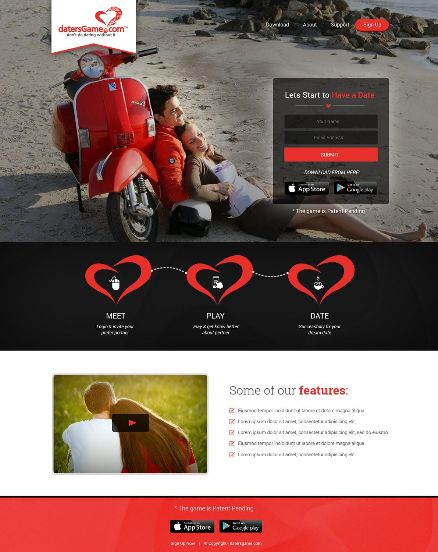Unique dating website