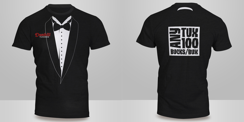 Shirt design images 2017 - T Shirt Design By Kero For Prom 2017 Tuxedo T Shirt Design Design