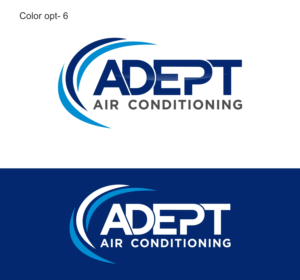air conditioning logo. logo design (design #11681219) submitted to air conditioning company and future global brand