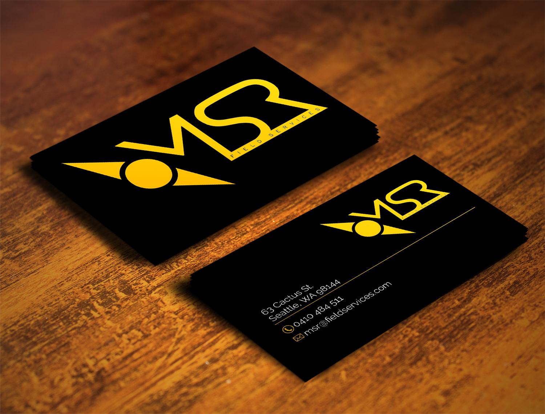 120 Elegant Business Card Designs | Surveyor Business Card Design ...