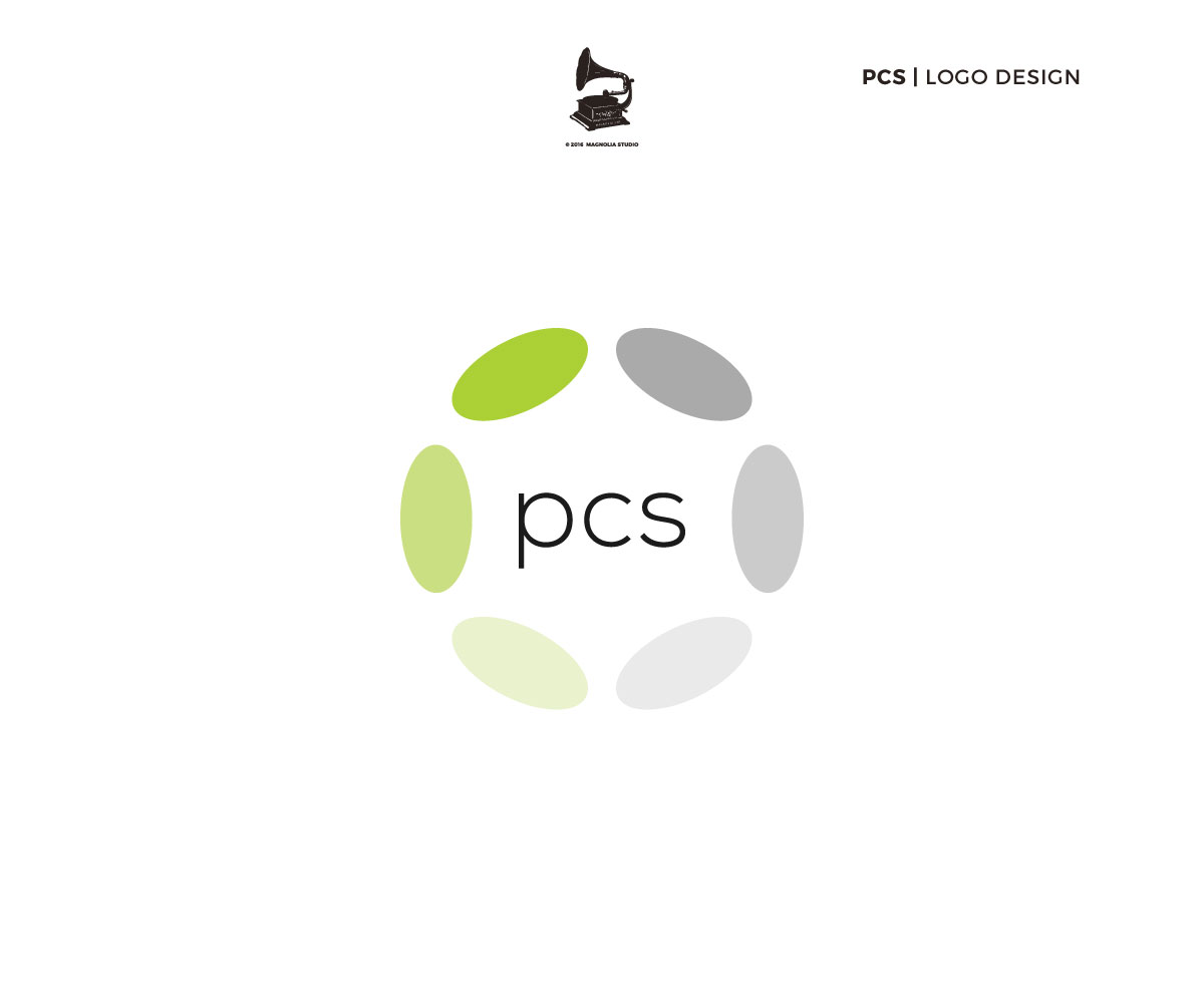 Pc logo design